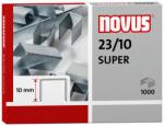 Dahle Novus 042-0531 - 23/10 Super Heavy Duty Staples, 23 Gauge, 10mm Length