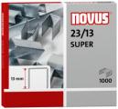 Dahle Novus 042-0531 - 23/10 Super Heavy Duty Staples, 23 Gauge, 15 mm Length