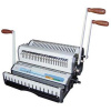 Akiles | DuoMac-C21 Heavy Duty 2-in-1 Punching and Binding Machine (Plastic Comb and 2:1 Pitch Wire)(ADM-C21)