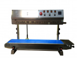 Band Sealers | Preferred Pack PP-1010II Stainless Steel Premium Vertical Band Sealer with Dry Ink Coding