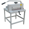 ERC 4708M (4700M) 18.5 Inch 750 Sheet Manual Stack Paper Cutter (4700M-4708M) - FREE SHIPPING!