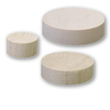 Challenge Paper Drill Blocks 3 Inch Diameter x 3/4