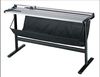 ERC KW-triO 78 inch Wide Format Rotary Paper Cutter with Stand and Waste Catcher (3027) - FREE SHIPPING!