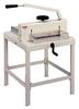 ERC Trio EX 3946 17 inch 550 Sheet Manual Stack Paper Cutter (EX3946) - FREE SHIPPING!